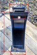 Kaapelikauha S 30/150 200 mm, 2020, Buckets