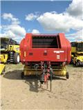 New Holland BR 7090, 2010, Round Balers