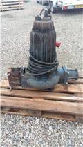 Насос-смеситель  LJM 20 HK Dykgyllepumpe