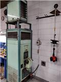 Dantherm KA 50/60 Oliefyr BYD、バイオマスボイラーと加熱炉