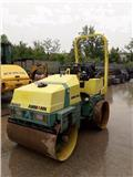 Ammann AV 26, 2000, Twin drum rollers