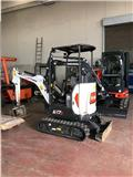 Bobcat E 17, 2017, Mini excavators < 7t (Mini diggers)