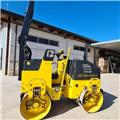 Bomag BW 100 AD M-2, 2009, Twin drum rollers