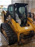 Caterpillar 279 D, 2014, Crawler loaders