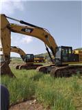 Caterpillar 349 D, 2016, Escavatori cingolati