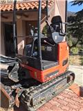 Eurocomach ES 18 ZT, 2015, Mini excavadoras < 7t