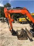 Hitachi ZX 65, 2017, Mini excavators < 7t (Mini diggers)