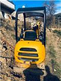 JCB 8016, 2006, Mini excavadoras < 7t
