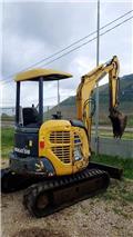 Komatsu PC27MR-2, 2006, Mini excavadoras < 7t