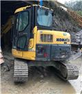 Komatsu PC88MR-8, 2008, Средни екскаватори 7т - 12т