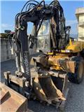 Mecalac 10 M SX, 2001, Escavadoras de rodas
