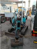 Messersi M16U, 2010, Mini excavators < 7t (Mini diggers)