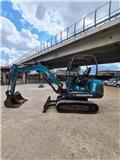Messersi M25, 2001, Mini Excavators <7t (Mini Diggers)