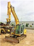 New Holland E 135 B, 2014, Crawler Excavators