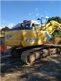New Holland E 175, 2005, Excavadoras sobre orugas