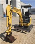 New Holland E 18 SR, 2008, Mini bagri <7t