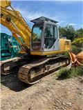New Holland E 305, 2007, Crawler excavators