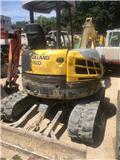 New Holland E 50.2 SR, 2008, Mini Excavators <7t (Mini Diggers)