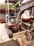 Takeuchi TB016, 2001, Mini excavators < 7t (Mini diggers)