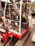 Takeuchi TB016, 2000, Mini excavators < 7t (Mini diggers)