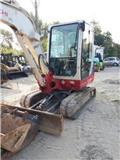 Takeuchi TB235, 2014, Mini Excavators <7t (Mini Diggers)