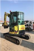 Yanmar Vio 33 U, 2012, Mini Excavators <7t (Mini Diggers)