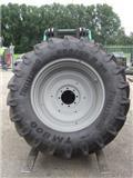 Trelleborg 600/65x38, Wheels