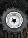 Avant däck, 2017, Däck, hjul och fälgar