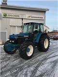 Ford 6640 SLE, 1992, Traktori