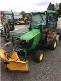John Deere 1026 R, 2014, Tractores compactos