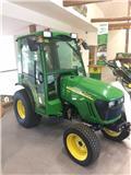 John Deere 2720, 2014, Tractores compactos