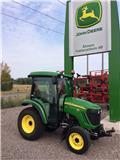 John Deere 3720, 2014, Tractores compactos