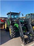 John Deere 5090 R, 2010, Tractors