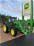 John Deere 5100 R, 2013, Traktoren