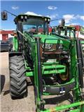 John Deere 6100 R C, 2015, Traktory