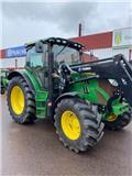 John Deere 6115 R, 2015, Tractors