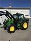 John Deere 6130 R, 2019, Traktorit