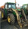 John Deere 6210, 2000, Tractores