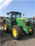 John Deere 6210 R, 2013, Tractors