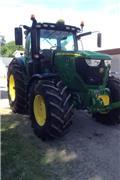 John Deere 6215 R, 2016, Traktori