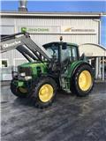 John Deere 6430, 2009, Tractores