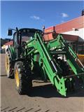 John Deere 6430 Premium, 2009, Traktorer