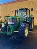John Deere 6830 Premium, 2011, Tractores