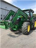 John Deere 7230 R, 2016, Tractors