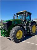 John Deere 7250 R, 2018, Tractors