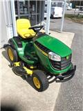 John Deere X 165, 2016, Riding mowers