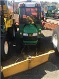 John Deere X 595, 2004, Compact tractors
