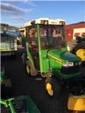 John Deere X 748, 2009, Other loading and digging and accessories