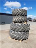 Michelin Hjul MF 7499, Riepas, riteņi un diski