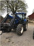 New Holland T 6.140, 2014, Tractores